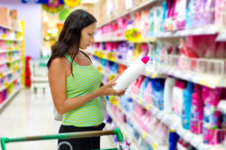 Buying cleaning products? Look out for these ingredients!